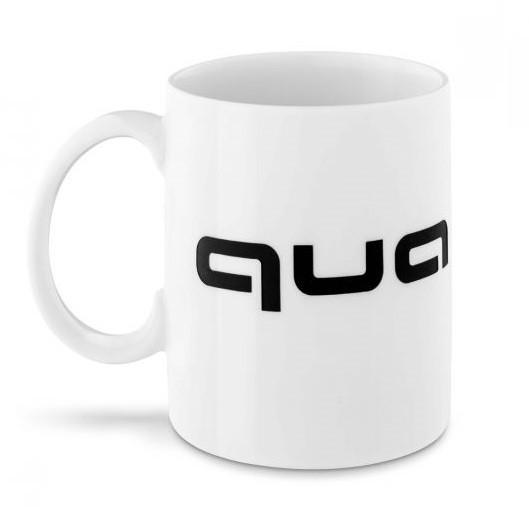 Оригинальная кружка Audi Quattro, артикул 3291800700