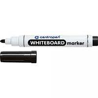 Маркер для сухостиральних дошок, круглий пишучий вузол 2,5мм, чорний