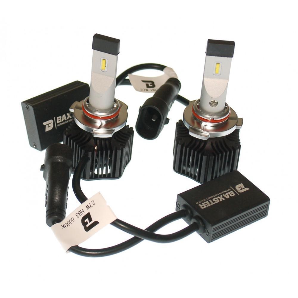 Лампы светодиодные Baxster L HB3(9005) 6000K