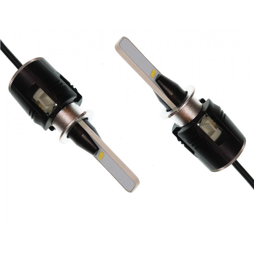Лампы светодиодные Baxster PXL H3 6000K 4300Lm