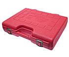 Набор для тестирования герметичности охладительной системы (пластиковый) 19ед., фото 4