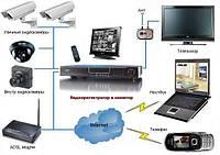 Видеонаблюдение и системы безопасности для вашего обьекта