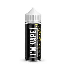 Премиум жидкость для электронных сигарет 0 мг iM Vape Lemonade 120 мл (IV02)