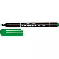 Маркер перманентний 1мм, зелений