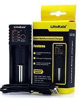 Зарядное устройство с функцией PowerBank LiitoKala Lii-100 универсальное