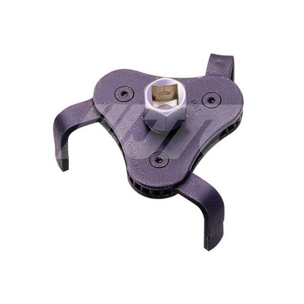 Ключ для снятия масляного фильтра трехлапый 63~102мм