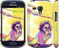 """Чехол на Samsung Galaxy S3 mini Нарисованная девушка """"2835c-31"""""""