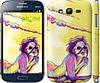 "Чехол на Samsung Galaxy Grand Duos I9082 Нарисованная девушка ""2835c-66"""
