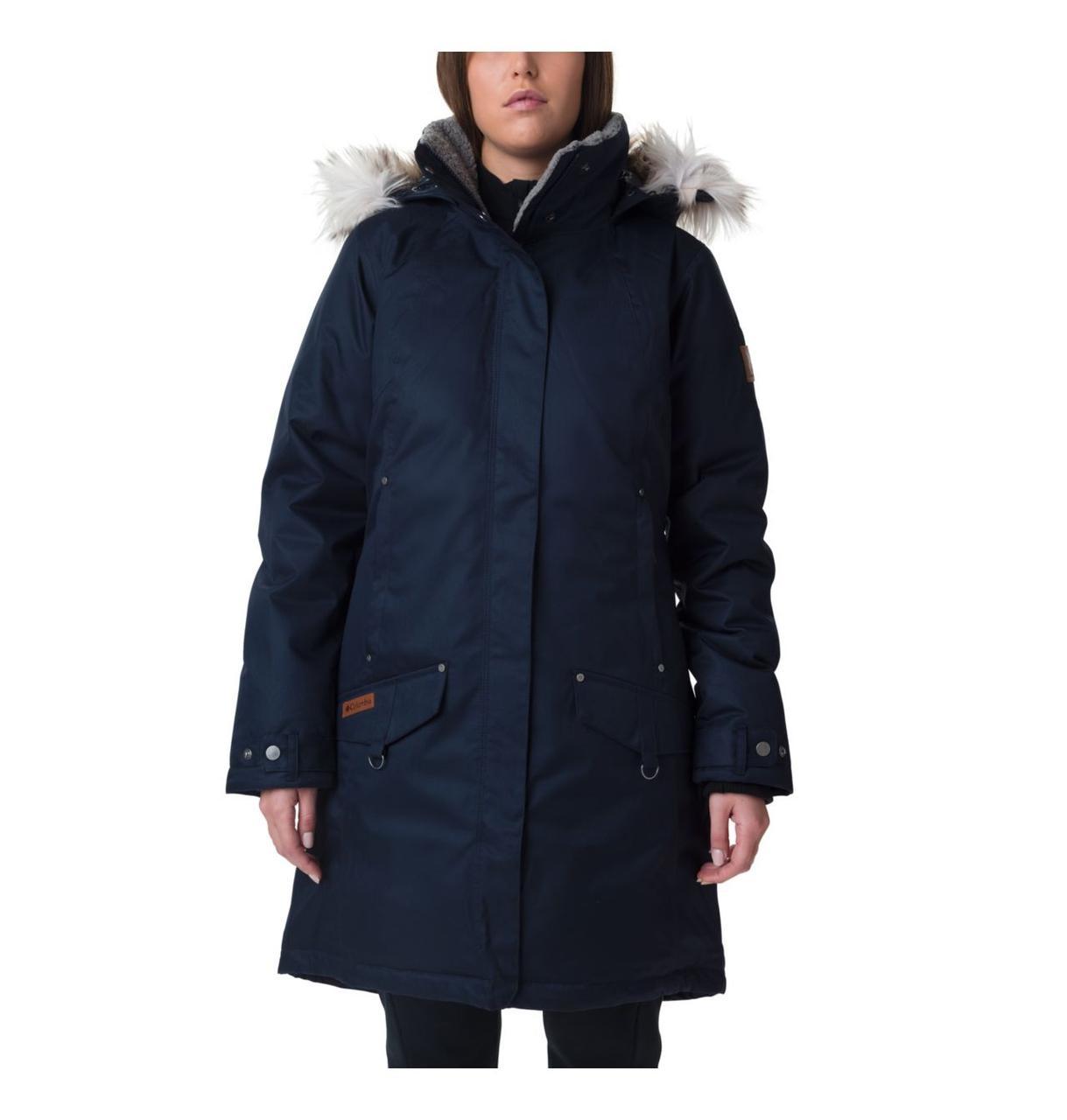 Женское пуховое пальто Columbia Alpine Escape Jacket