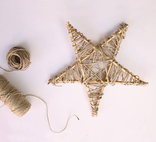 Верёвка холщовая (льняная,плетеная веревка/шнур), фото 2