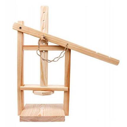 Деревянный пресс для сыра, фото 2