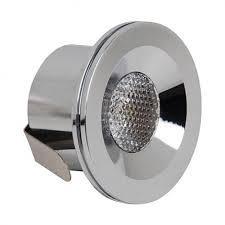 Светодиодный встраиваемый светильник 3W Miranda Horoz Electric HL 666L