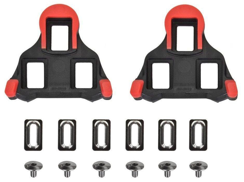Шипы для шоссейных педалей Shimano SM-SH10 SPD-SL (0°)