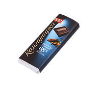 Шоколад Комунарка гіркий 68% 20г.