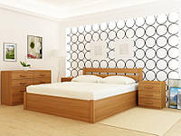 Кровать деревянная Frankfurt PLUS