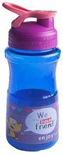 Бутылка для воды, 500мл, розовая, KIDS Line