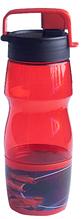 Бутылка для воды, 600мл, красная, KIDS Line