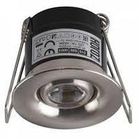 Светодиодный встраиваемый светильник 1W Fiona Horoz Electric