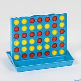 Гра логічна FUN GAME mini 4 в ряд (7414), фото 2