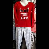 Піжама з довгими штанами,Nikoletta, фото 2