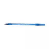 """Ручка кулькова """"Round Stic"""", синій"""
