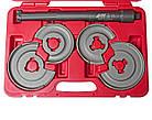 Приспособление для стяжки пружин МВ, VW, FIAT, FORD, SKODA, OPEL, PEUGEOT 406/605, LADA, фото 5