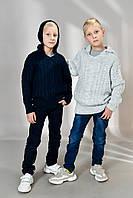 Подростковый свитшот с капюшоном, фото 1