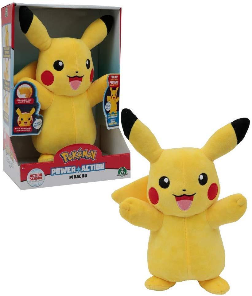 Іграшка Pokemon Pikachu 25 см