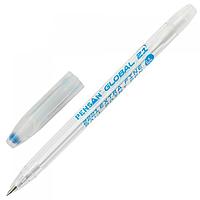"""Ручка масляна """"GLOBAL 21"""", синя"""