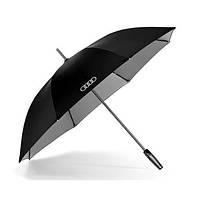 Оригінальний зонт Audi , чорний, артикул 3121500100
