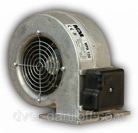 Вентилятор нагнетательный M + M WPA 120, фото 2