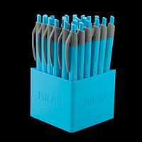 Ручка кулькова FINE LINE, 0.7мм, дисплей 24шт, чорна
