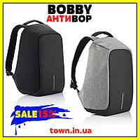 Городской рюкзак Bobby 17 антивор под ноутбук с USB / водоотталкивающий, фото 1