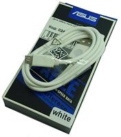 Дата кабель micro-USB для Asus 1m, белый