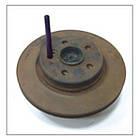 Направляющие для монтажа колеса М12х1.5 МВ, фото 4
