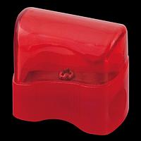 Чинка з контейнером, пластиковий корпус