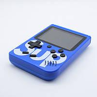 Портативная приставка Retro FC Game Box Sup  400in1 Plus Blue