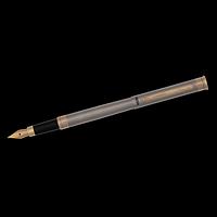 Ручка перова в оксамитовому чохлі