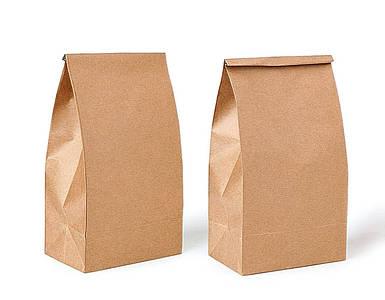 Бумажная упаковка для еды на вынос, фаст фуд и доставки