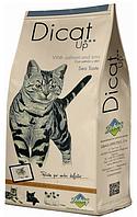 Корм для кошек DICAT (Дикет) UP SEA TASTE с нормальной активностью (курица+рыба), 3 кг