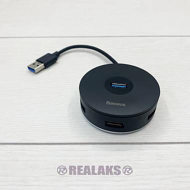 USB HUB Концентратор Baseus CAHUB-F01, фото 3