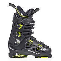 Горнолыжные ботинки Fischer Sport Thermoshape Black / Yellow 90 SMU 2020