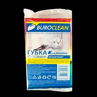 Губки кухонні 5шт BuroClean EuroStandart