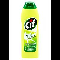 Крем для чищення CIF, 250мл, Актив Лимон