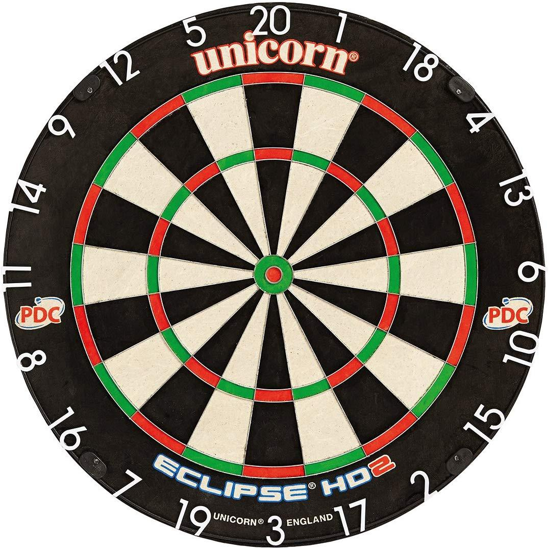Дартс мишень - Unicorn Eclipse HD2 Bristle Dartboard 79448 табло