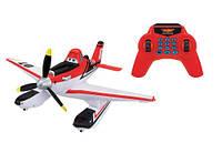 Самолет детские игрушки Самолет Дасти на Радиоуправлении. Летачки (Planes Fire & Rescue U-Comm Dusty