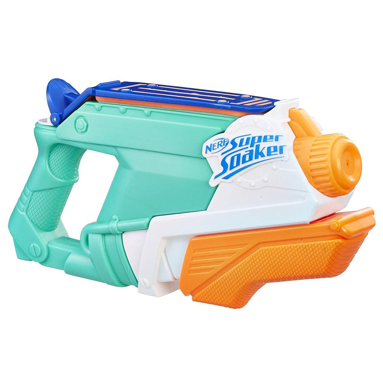 Игрушка детская водный бластер - Hasbro Super Soaker E0021EU4 Водянной Пистолет