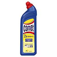 Засіб для чищення, гель COMET, 1л, Лимон