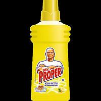 """Засіб універсальний """"MR. PROPER"""", 500 мл, лимон"""