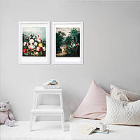 """Постер в белой рамке """"РОЗЫ"""", фото 2"""